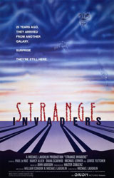 Strange Invaders Poster 2