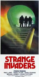Strange Invaders Poster 3
