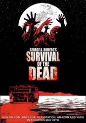 Survival of the Dead Poster 2