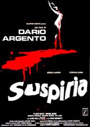 Suspiria Poster 1