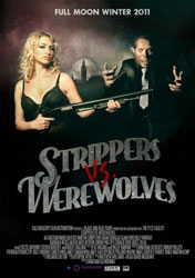 Strippers vs Werewolves Poster 2