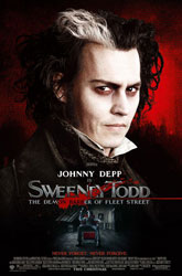 Sweeney Todd: The Demon Barber of Fleet Street Poster 3