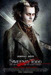 Sweeney Todd: The Demon Barber of Fleet Street Poster 4