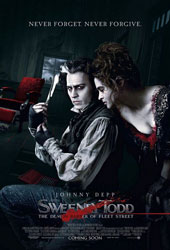 Sweeney Todd: The Demon Barber of Fleet Street Poster 5