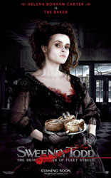 Sweeney Todd: The Demon Barber of Fleet Street Poster 7