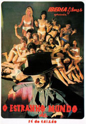 Strange World of Coffin Joe Poster 1