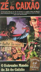 Strange World of Coffin Joe Poster 2