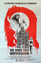 The Dorm That Dripped Blood Poster 1