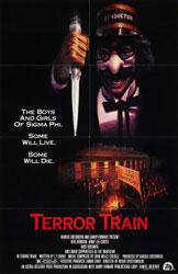 Terror Train Poster 1