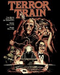 Terror Train Poster 2