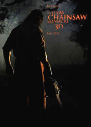 Texas Chainsaw 3D Poster 3