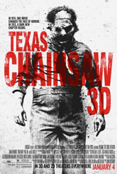 Texas Chainsaw 3D Poster 4