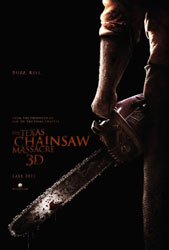 Texas Chainsaw 3D Poster 5