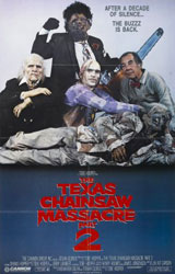 The Texas Chainsaw Massacre 2 Poster 1