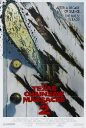 The Texas Chainsaw Massacre 2 Poster 4