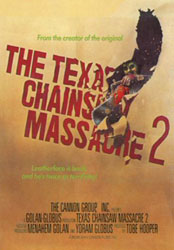 The Texas Chainsaw Massacre 2 Poster 5