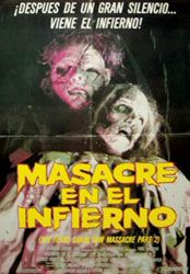 The Texas Chainsaw Massacre 2 Poster 6