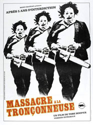 The Texas Chain Saw Massacre Poster 12