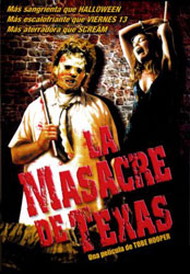 The Texas Chain Saw Massacre Poster 2