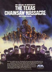 The Texas Chain Saw Massacre Poster 3