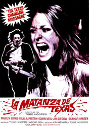 The Texas Chain Saw Massacre Poster 4
