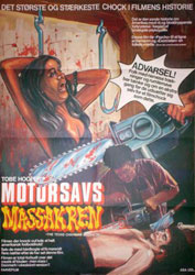 The Texas Chain Saw Massacre Poster 7