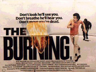 The Burning Poster 2