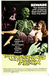 The Creeping Flesh Poster 1