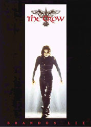 The Crow Poster 3