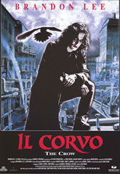 The Crow Poster 4