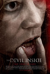 The Devil Inside Poster 3