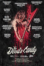 The Devil's Candy Poster 1