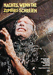 The Devil's Rain Poster 1