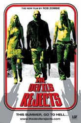 The Devil's Rejects Poster 2