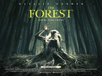 The Forest Poster 3