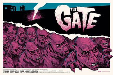 The Gate Poster 5