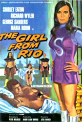 The Girl from Rio Poster 1