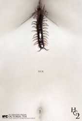 The Human Centipede II (Full Sequence) Poster 1
