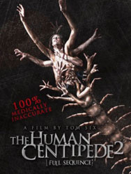 The Human Centipede II (Full Sequence) Poster 2