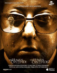 The Human Centipede II (Full Sequence) Poster 3