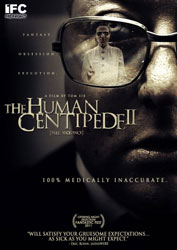 The Human Centipede II (Full Sequence) Poster 4