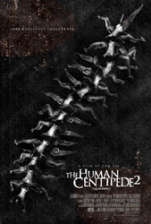 The Human Centipede II (Full Sequence) Poster 5