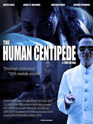 The Human Centipede (First Sequence) Poster 2