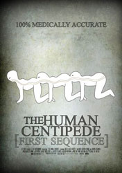 The Human Centipede (First Sequence) Poster 4