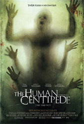 The Human Centipede (First Sequence) Poster 5