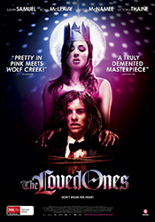 The Loved Ones Poster 1