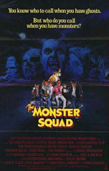 The Monster Squad Poster 1