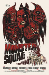The Monster Squad Poster 3