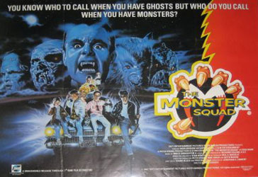 The Monster Squad Poster 7