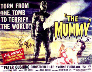 The Mummy Poster 1